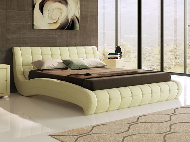 Кровать Nuvola 1 кремовая