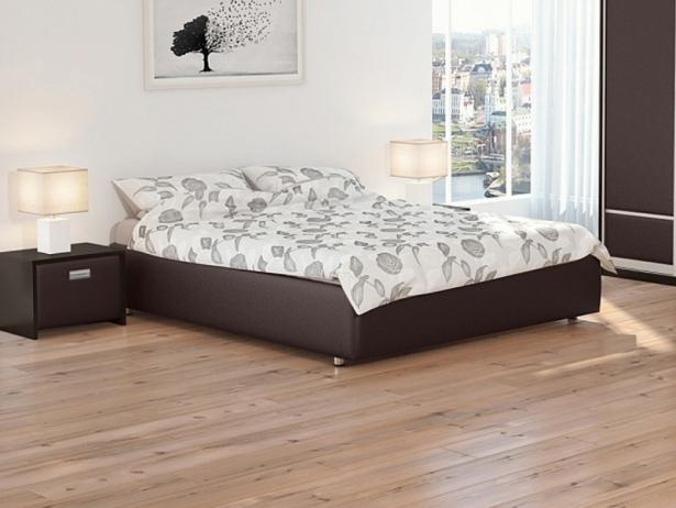 Кровать без изголовья Veda 1 Base венге
