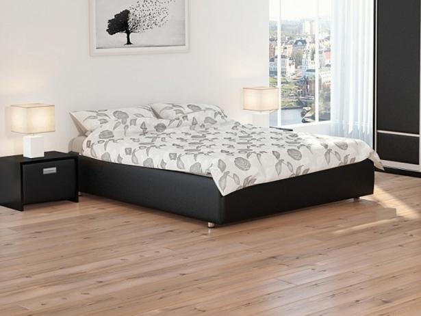 Купить кровать Veda 1 Base черный