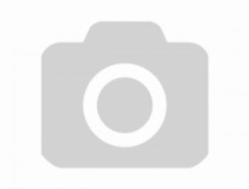 Белая кровать двуспальная Clip