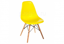 Стул Eames PC-015 yellow (Арт. 1828)